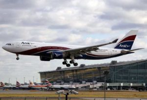 Arik flight